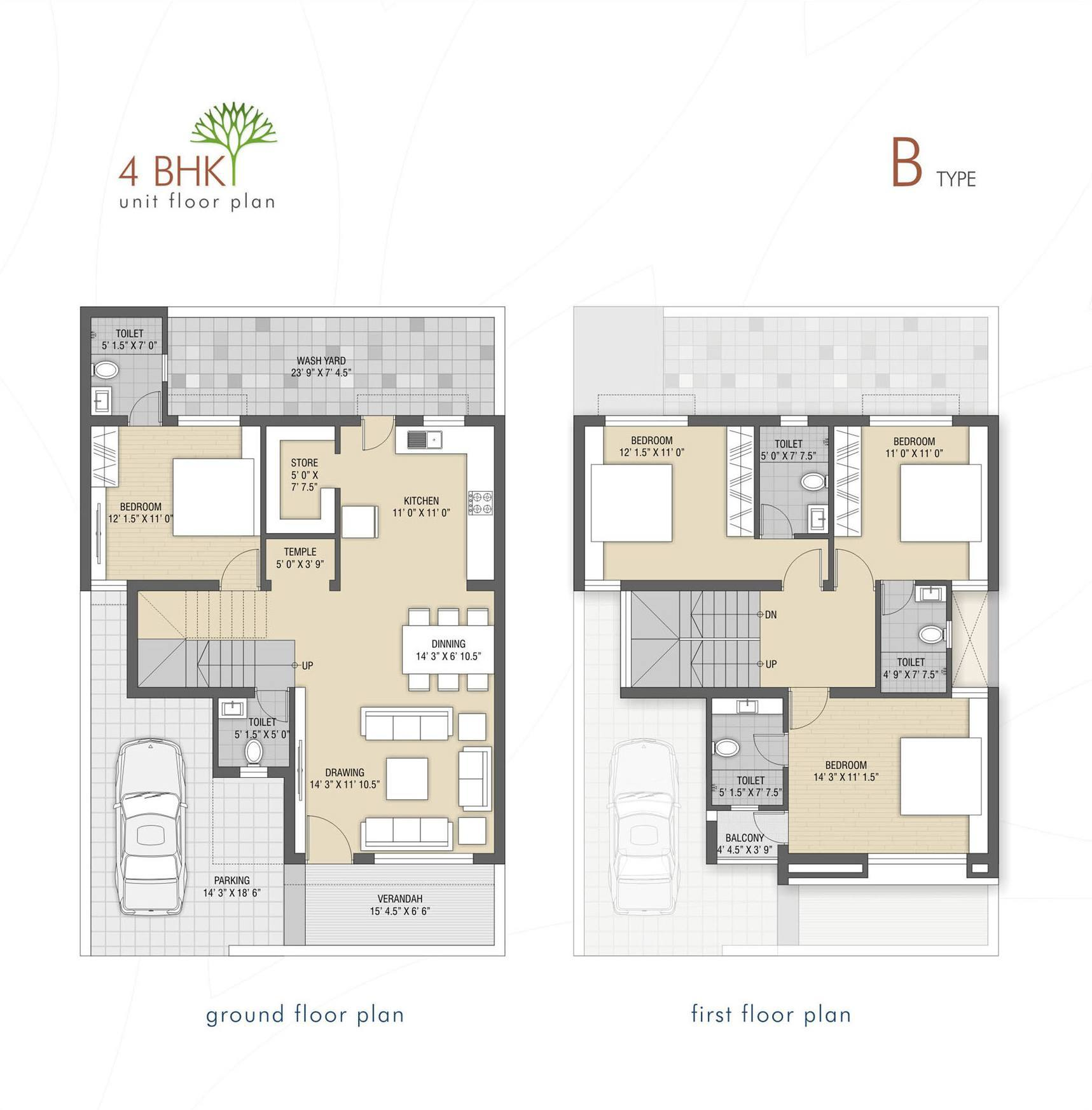 Types of house plans 28 images 5 types of house plan for Different floor plans for house
